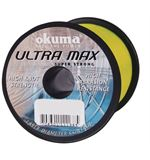 Ultramax Fishing Line- 4oz 12lb - Yellow