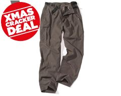Men's Classic Kiwi Trousers (Regular)