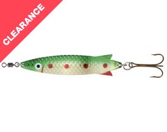 Toby 12g 'D' LURE Fishing Spoon