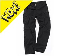 Men's Kiwi Winter Lined Trousers (Short)