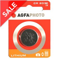 2032 Lithium Coin Battery