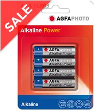 AAA Digital Alkaline Battery (4 pack)