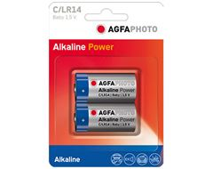C Digital Alkaline Battery (2 pack)