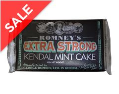 Extra Strong Kendal Mint Cake (170g)