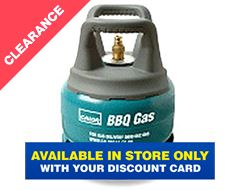 Barbecue Gas 6kg Refill