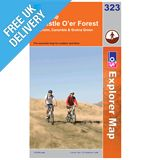 Explorer Map OL323 Eskdale and Castle O&#39;er Forest