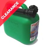 Unleaded Fuel Can-  5L