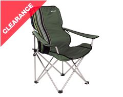 Black Hills Folding Chair (Green)