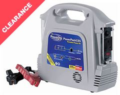PowerPack 135 Inverter/Compressor/Charger