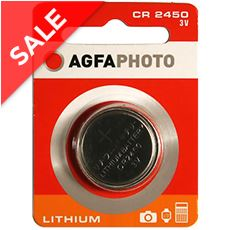 2450 Lithium Coin Battery