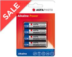 AA Digital Alkaline Battery (4 pack)