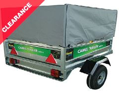 High Mesh Camel Trailer Cover (for SWTT85)