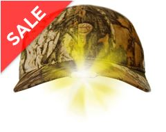 Wildflowers Cap (with LED Light)