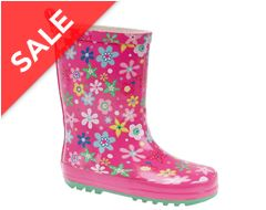 Girl's Wellington Boots