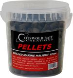 Drilled Marine Halibut Pellets (12mm)