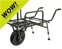 TrailBlazer Wheel Barrow