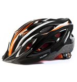 Urban Helmet (Black and Orange)