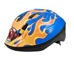 Litte Terra Race Car Helmet