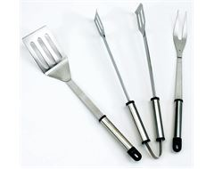 3 Piece Barbecue Tool Set