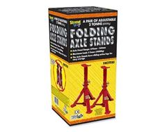 Folding Axle Stands