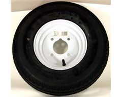 Wheel and Tyre 400 x 8
