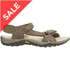 Women's Leather Travel Sandals