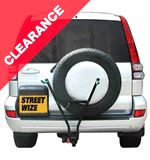 Towbar Bike Carrier with Number Plate Holder