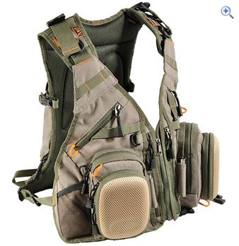 Airflo Outlander Vest Back Pack
