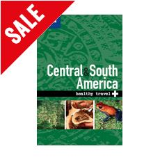 'Healthy Travel Central and South America' Guide Book