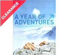 'A Year Of Adventures' Guide Book