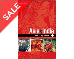 'Healthy Travel in Asia and India' Guide Book