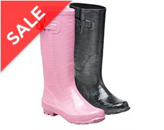 Croc Wellingtons