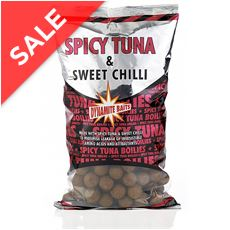 Spicy Tuna & Sweet Chilli Boilies (15mm)