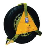 Wheel Clamp for 10-14&quot; wheels