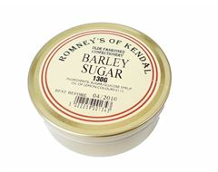 Barley Sugar Travel Tin