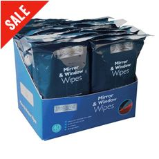 Mirror and Window Wipes