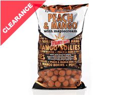 Peach/Mango 15mm Boilies