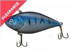 Eco Jerk Blue Mackerel Plug, 7cm