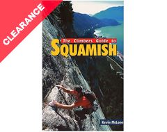 'The Climbers Guide to Squamish' Guide Book