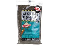 Marine Halibut Pellets 4mm 1kg Fishing Match Bait