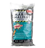 Marine Halibut Pellet 10mm 1kg Fishing Carp Bait