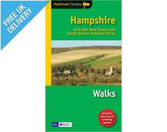 'Hampshire & the New Forest Walks'