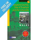 &#39;Shakespeare Country, Vale of Evesham and The Cotswolds Walks&#39;