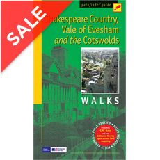 'Shakespeare Country, Vale of Evesham and The Cotswolds Walks'