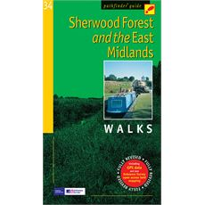 'Sherwood Forest & the East Midlands Walks'