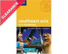 'Southeast Asia on a Shoestring' Guide Book