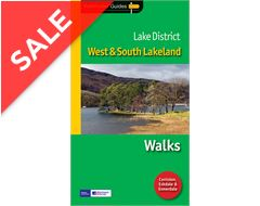 'Lake District: West and South Lakeland Walks'