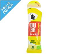 'Kicks' Energy Gel, Lemon Zinger