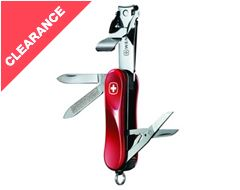 Nail Clipper (Red)
