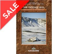 'The Teesdale Way' Walking Guide Book